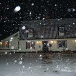 Cosy Pub on a Cold Winter's Night