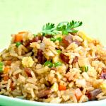 Fill your belly with our delicious Special Fried Rice