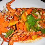 03/01/2015 Thai style lobster