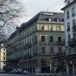 THIS THE HOTEL SWISSTOFEL METROPOLE