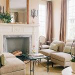 Guests enjoy lounging in the drawing room