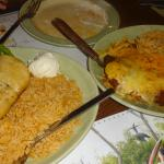 Chimichanga και Tijuana special
