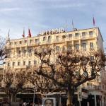 hotel visto dalla Croisette