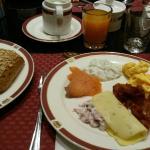 Colazione salata :)