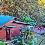 Junior cabins frontyard