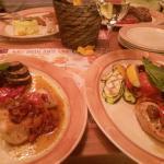 Индейка с томатами