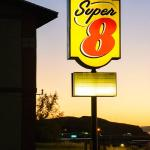 Super Eight Sign