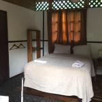 Bedroom Number 6 (lucky number) ground floor