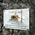 cartel castillo y horario