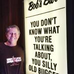 Welcome to Bob's Bar