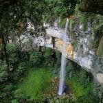 Las cataratas gigantes de Cuispes