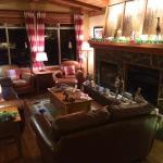 Festive Sitting Room
