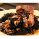 Capri Mussels Appetizer