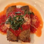 Eggplant Rollatini--melt-in-your mouth delicious!