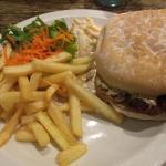 Peppered Burger