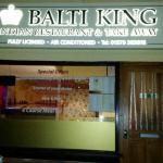 Balti king