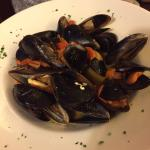 Yummy mussels! I loved it