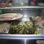 Gran, surtidos de pescado de la costa canaria