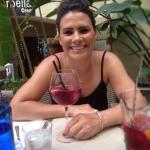 Yama's Greek Restaurant, Marbella. June 2014.