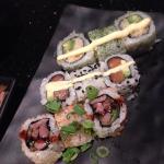 Sushi redelijk voor Hollandse maatstaven