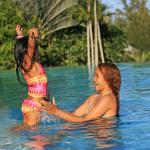 Summer family camp at Hawaii Island Retreat
