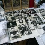 Fotos de artistas famosos.