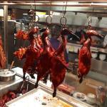Homemade Peking duck