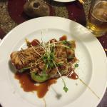 OMG! Unagi, Tempura Shrimp, Avocado and Crab/