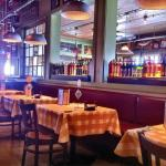 Unos Chicago Grill Of Las Cruces Dining Area