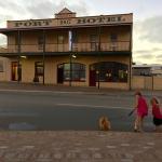 the Port Hotel, Hopetoun
