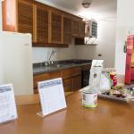 Cocina Apartamento Standard