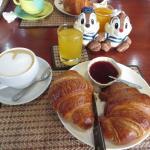 コンチネンタルの朝食 40,000KIP