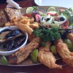 Fish Platter for 2