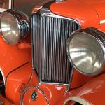 1939 Duesenberg owned and driven by Frank Lloyd Wright