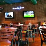 Nice environment for biz lunch, dinner or watching a sporting event