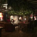 The George Inn's Inglenook Fireplace