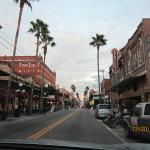 Ybor view from the hotel
