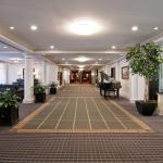 Chateau Lacombe Hotel Lobby