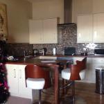 Montpellier apartment kitchen