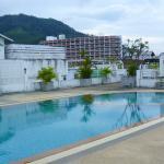 piscine au 6 ème étage