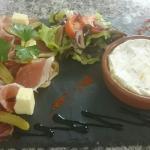 Camembert rotis