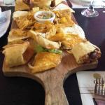 Tabla Taconazo: Flautas, quesadillas, burritos, enfrijoladas y otras maravillas