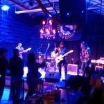 Eric McFadden playing at Taos Mesa Brewing
