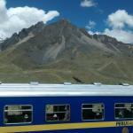 montanha e trem