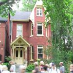 Heritage Toronto walking tour around Cabbagetown