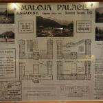 Interesting promotion of the Palace in 1927