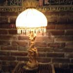 Weird lamp