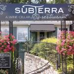 Subterra - A Wine Cellar Restaurant, entrance