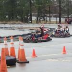 Go cart track