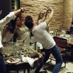 Selfie  da  virada  no Rubaiyat  Faria Lima, uma  delícia!